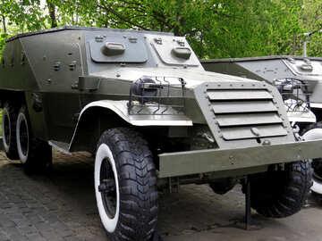 BTR-152 №30633