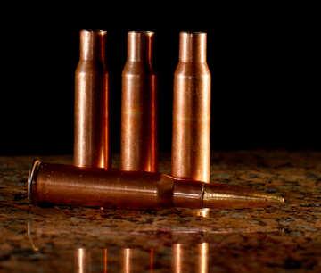 Sniper cartridge bullet  №30453