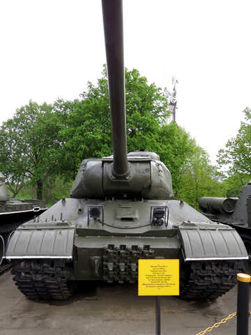 IS-2 heavy tank of the second world war the USSR №30685