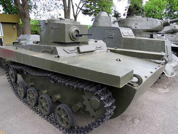 Little tank t-38 №30712