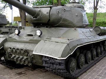 World War II SOVIET tank №30698