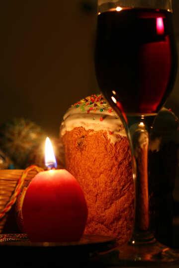 Festive wine №30317