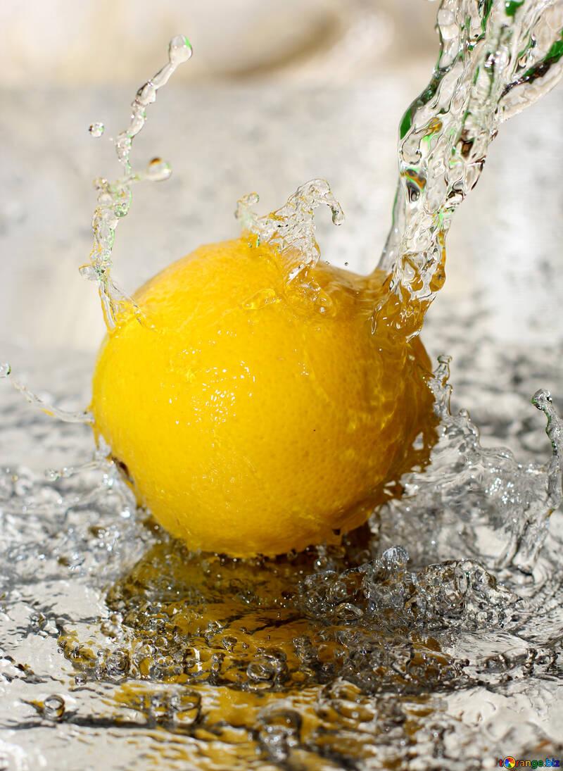 Lemon freshness №30861