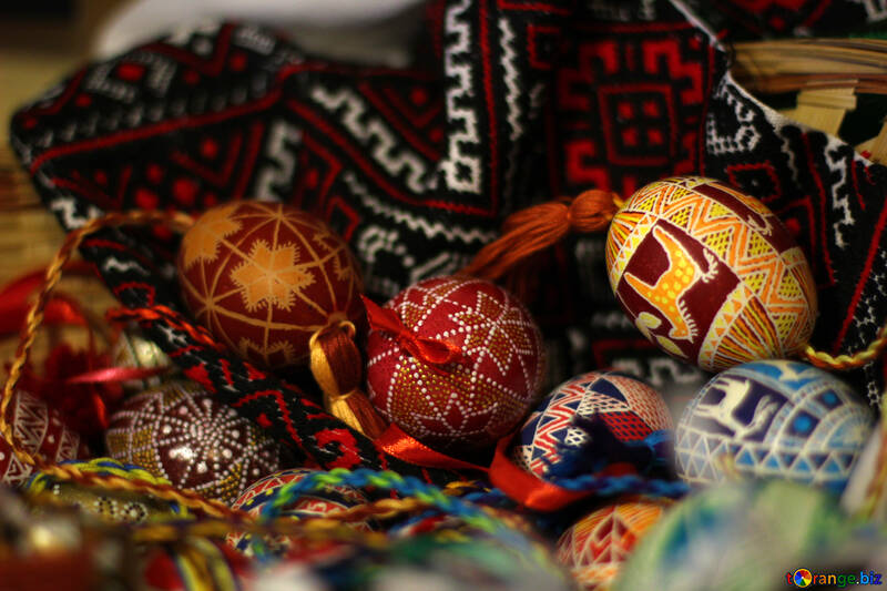 Beautiful Easter eggs №30067