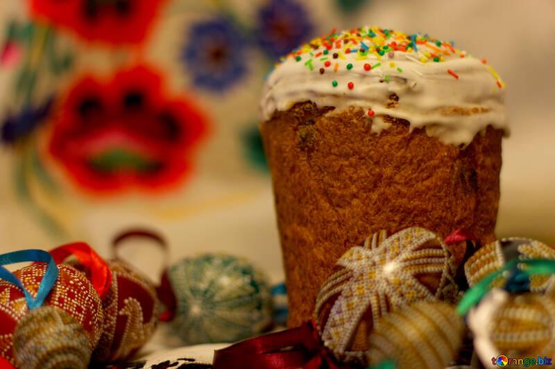 Easter cake №30096