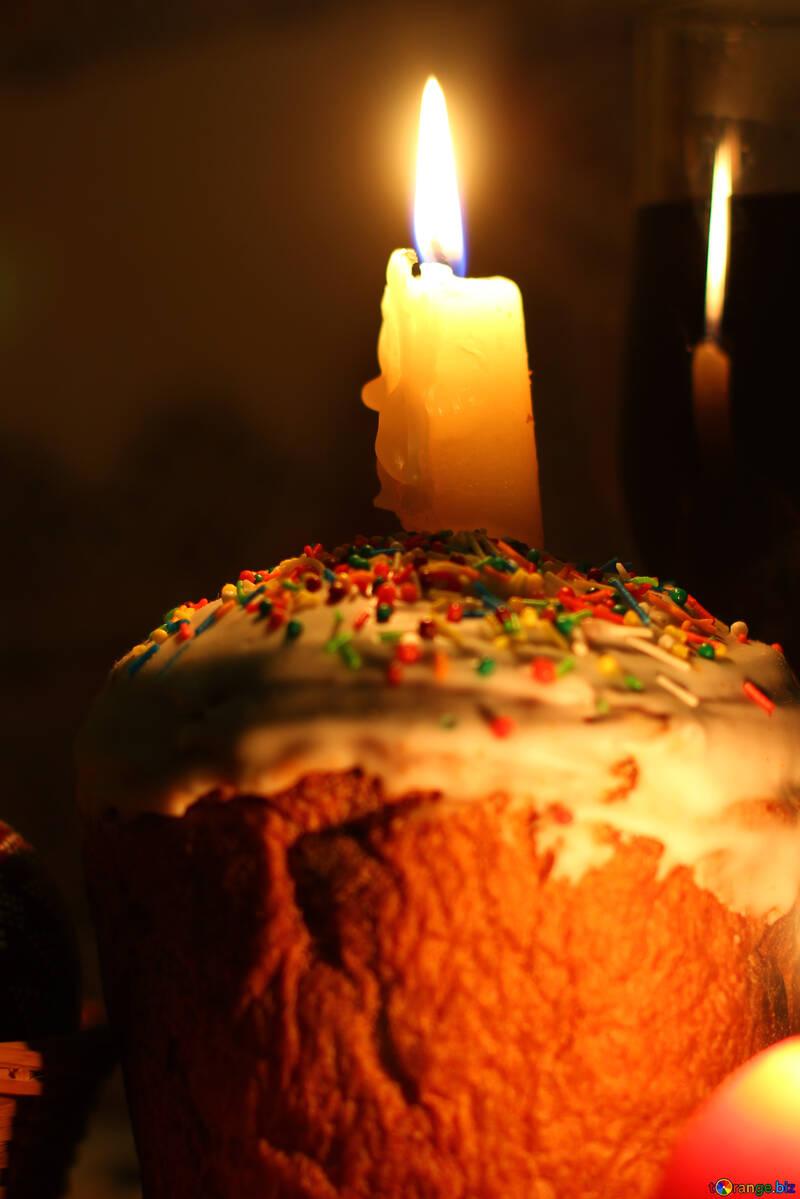 Пасхальный торт №30324