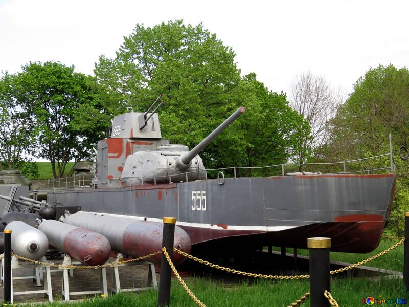 Kriegsschiff №30651