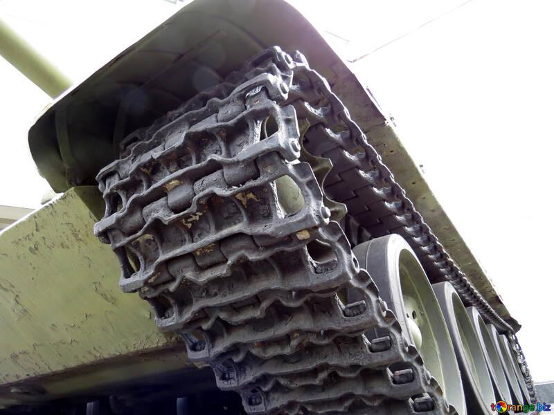 Caterpillar tank №30719