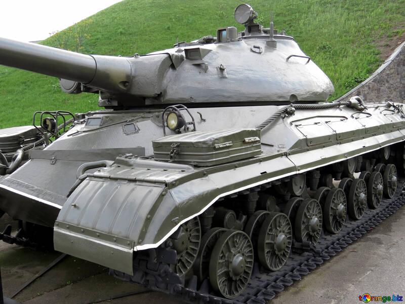 A Soviet tank №30741