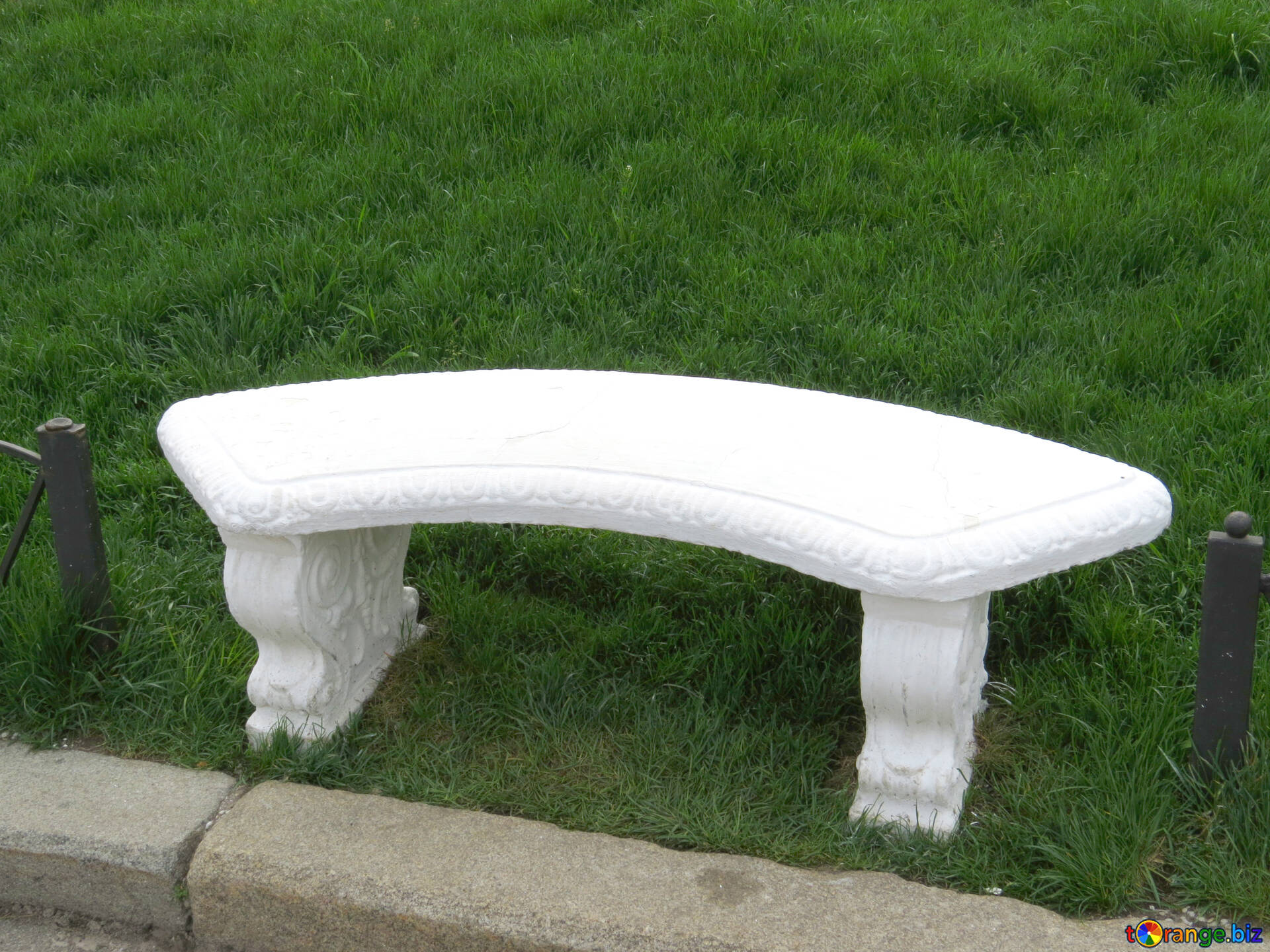 Astounding Garden Furniture Stone Bench In The Park Furniture 31227 Ibusinesslaw Wood Chair Design Ideas Ibusinesslaworg