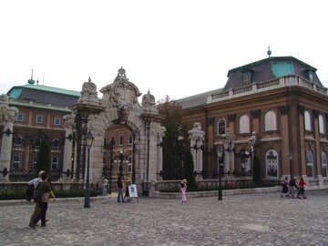 Royal Palace Budapest №31961