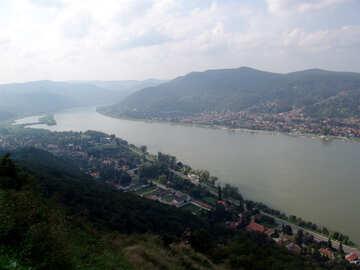 Излучина Дуная №31828