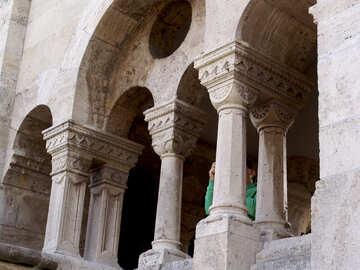 Antiguas columnatas. №31998