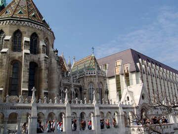 Architektur in Budapest №31983