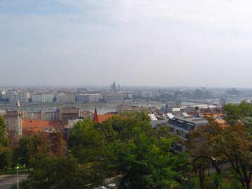 Panorama von Budapest №31978