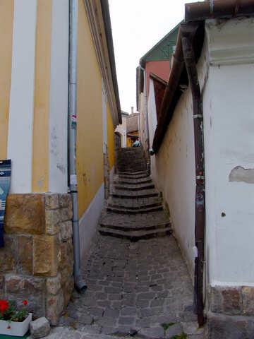 Narrow street №31726