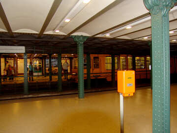 The Budapest Metro №31881