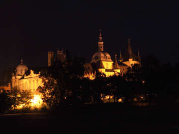 Budapest By Night №31868