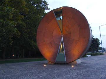 Sanduhr-Denkmal №31876
