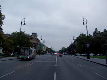 Die Straße nach Budapest №31889