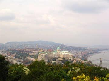 Panorama of Budapest №31937