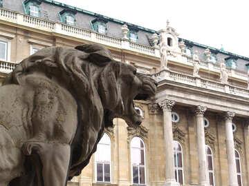 Roary the lion sculpture №31946