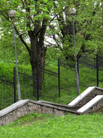 Urban staircase №31205