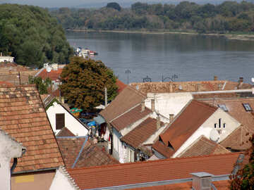 Danube at Szentendre №31762