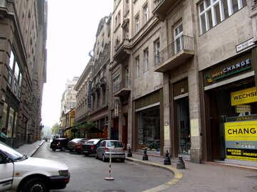 Estrechas calles europeas №31930