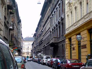 European Street №31898