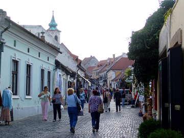 Szentendre Street souvenirs №31782