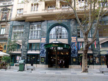 Theater Of Budapest Hungary №31896