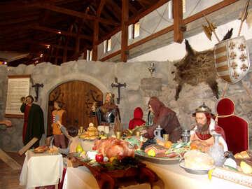 Royal feast №31817