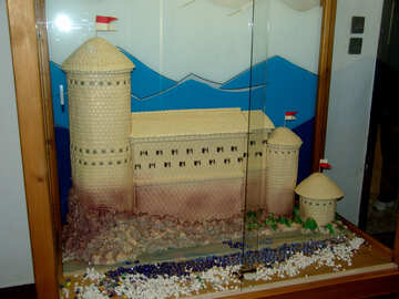 The fortress of marzipan №31742