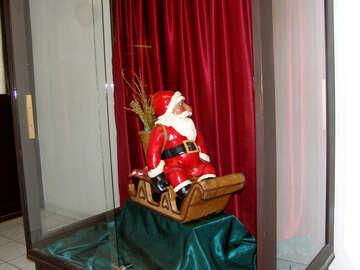 Marzipan Santa Claus №31752