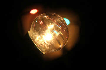 Incandescent light bulb №31106