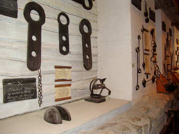 Instrumentos de tortura medievales №31808