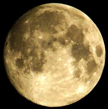 Moon №31496