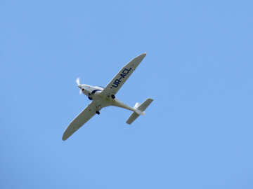 A small plane №31674