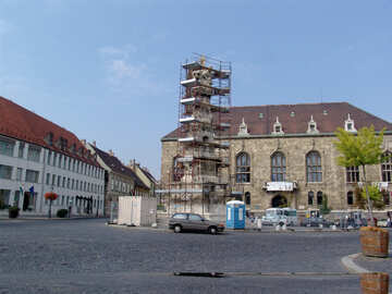 Restoration of the Tower №31972