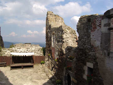 The ruins of an ancient House №31794