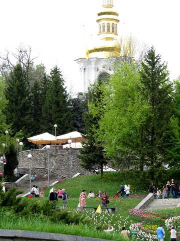 Kiev slopes №31201