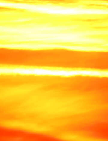Небо на закате №31615