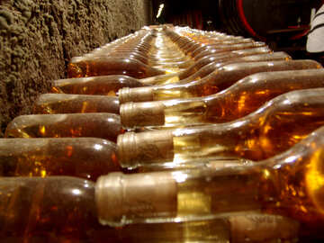 Bottles of wine №31698