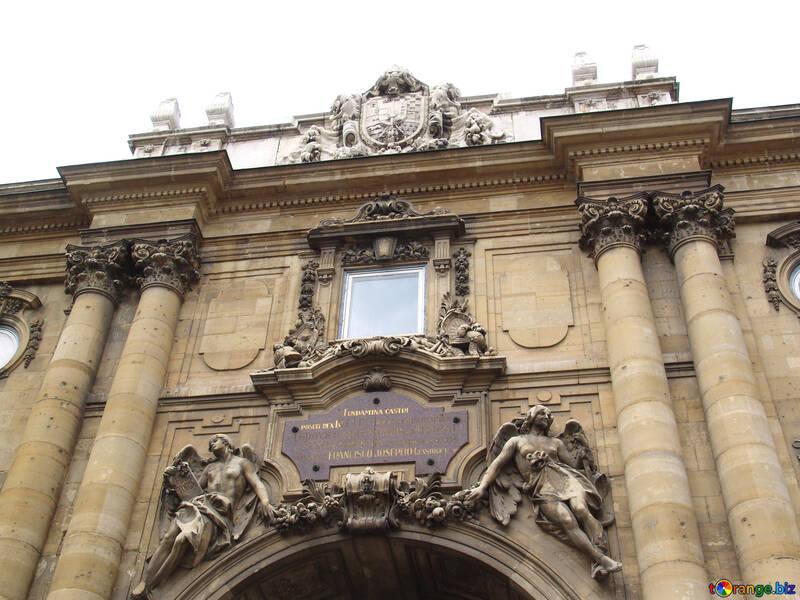 Ingresso del palazzo, il Bastione dei pescatori №31944