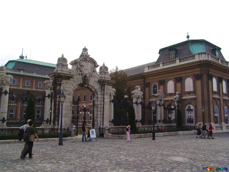 Palazzo reale Budapest №31961