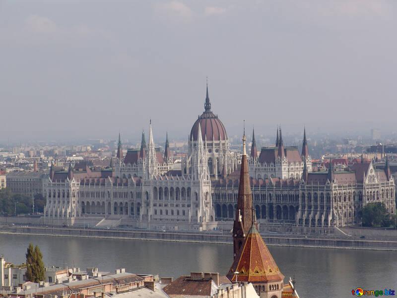 Des ungarischen Parlaments in Budapest №31985