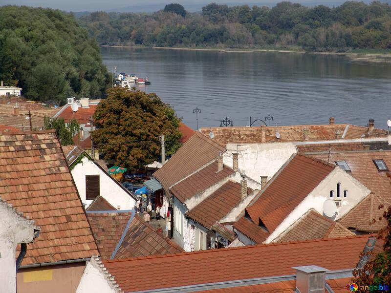 Danube at Szentendre №31762