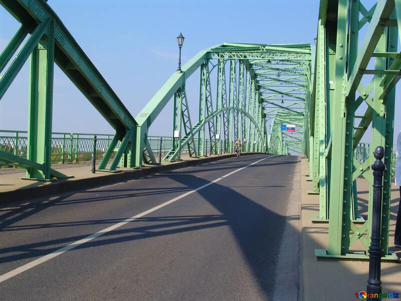 Eine Brücke an der Grenze der Europäischen Union №31862