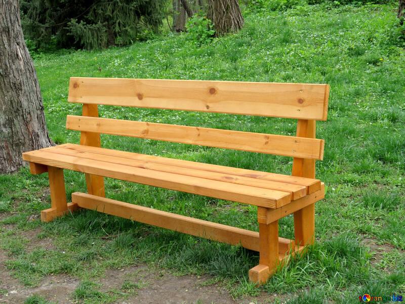 Panca in legno №31333